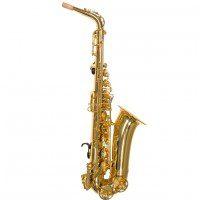 Trevor James 371A Alphasax saksofon altowy lakierowany z futerałem)