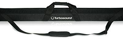 Turbosound Turbo Sound zainspirować ip1000TB Deluxe odporne na działanie wody torba transportowa do ip1000fałdę głośnikczarny iNSPIRE iP1000 TB