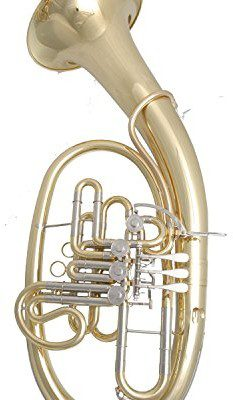 tuyama Wagner Tuba Tuyama róg Wagner w F/Bb (3 zawory obrotowe + zawór F/Bb) Bayreuth Tuba TWA-701