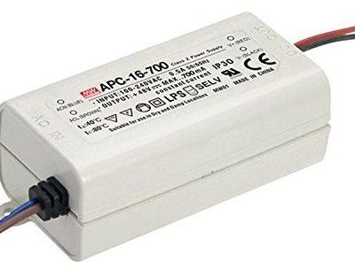Unbekannt MEAN WELL APC-16700-prądu stałego-sterownik LED-1wyjście-700ma-16W,,,,, 16.8W