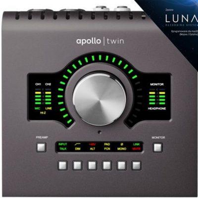 Universal Audio Apollo Twin MK II DUO B-Stock