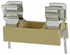 Velleman UCHWYT BEZPIECZNIKOWY - PCB FUSE HOLDER 5 x 20mm FUSE/H