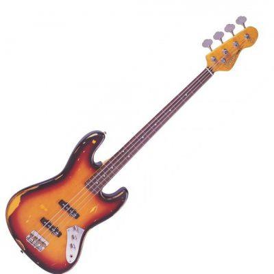 Vintage Gitara basowa V7MRJP
