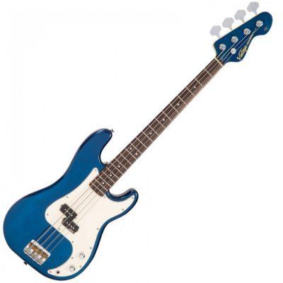 Vintage V4BBL - Electric Guitar
