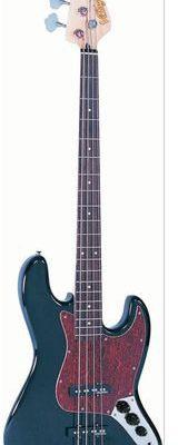 Vintage VJ74BLK - gitara basowa