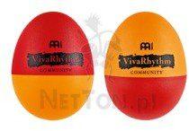 VIVA RHYTHM VR-ES2 Zestaw 2 shakerów jajka D812-414C2