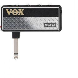 VOX Amplification Amplug 2 Metal słuchawkowy wzmacniacz gitarowy