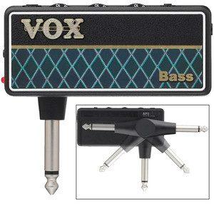 Vox Amplug 2 Bass słuchawkowy wzmacniacz gitarowy VOXAMP2BASS