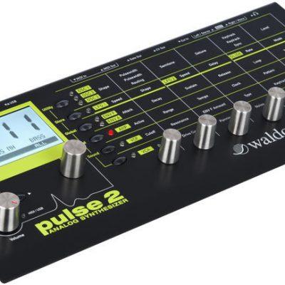 Waldorf Pulse 2 - Monofoniczny syntezator analogowy