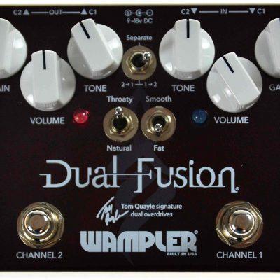 Wampler Wampler Dual Fusion - efekt gitarowy