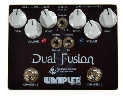 Wampler Wampler Dual Fusion
