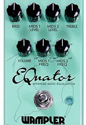 Wampler Wampler Equator pedał do gitary EQuator
