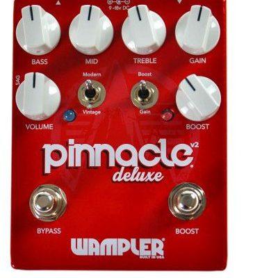 Wampler Wampler Pinnacle Deluxe V2