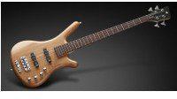 Warwick Corvette Basic 4-String Natural Transparent Satin Fretted gitara basowa