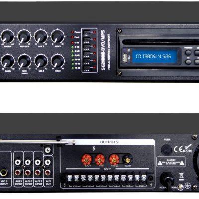 wzmacniacz 100V SE-2180B-DVD/MP3