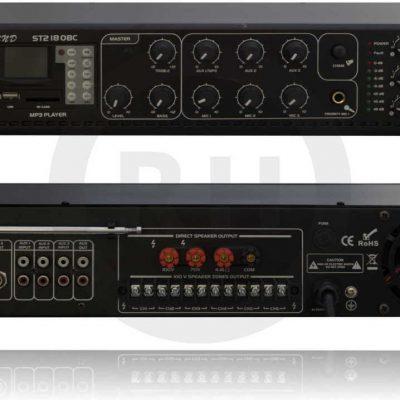 Wzmacniacz 100V ST-2120BC/MP3+FM+IR