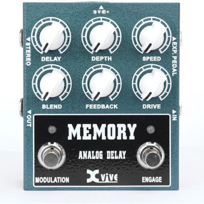 XVive XVive W3 Memory Analog Delay