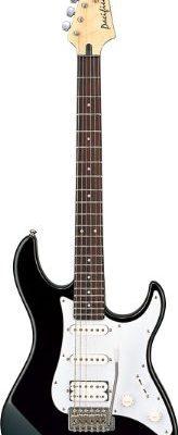 Yamaha Pacifica 012 BL Gitara elektryczna kolor czarny Pacifica012BL-BP