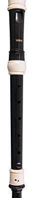 Yamaha YRA 302BIII flet prosty altowy, palcowanie barokowe, brązowy YRA302BIII