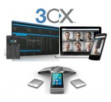 Yealink Zestaw do wideokonferencji 3CX Webmeeting - CP960
