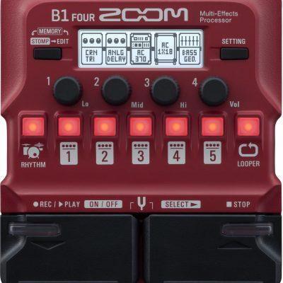 ZooM B1 Four