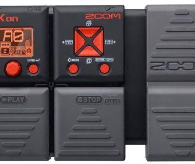 Zoom B1X on multieffektpedal B1Xon
