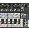 Citronic CSM-8 Mikser muzyczny 6CH USB / Bluetooth Player 170.873UK