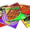 Dimavery Stringset Western, 012-054, struny gitarowe 26320021