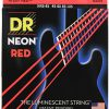 DR 5 bas 45-105 Hi-Def Neon Red Neon NRB-45 NRB-45
