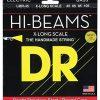 DR B hibe LMR-45Hi Beam Medium gitary DR B HIBE LMR-45