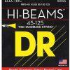 DR Hi Beam Bass Guitar Strings DR B HIBE MR5-45-125