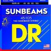 DR Struna  B Sun NMR-45Sunbeam Medium DR B SUNB NMR-45