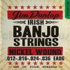 Dunlop DL STR djn 012/036 Banjo Nickel Strings Irish Tenor 4 String 38320123601