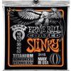 Ernie Ball Titanium RPS Coated Slinky Electric Guitar Strings 3115