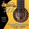 LaBella 2001L Light Tension Struny do gitary klasycznej