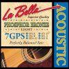 LaBella Labella 7GPM, struny do gitary akustycznej, 012-052 7GPS