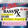 LaBella RX-N5B 45-125 niklowe struny do basu 5 strunowego