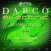 Martin darco gitara struny do gitara elektryczna (z nikiel oplotowi, Extra Light, grubość 0.0090.042) D9300