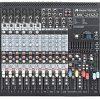Omnitronic LMC-2022FX USB Mikser muzyczny 10040283