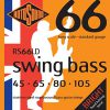 Rotosound rotos górne RD 66ld Swing Bass gitara basowa struny RS66LD