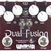 Wampler Tom quayle Dual Fusion Signature Distortion Pedal Dual Fusion